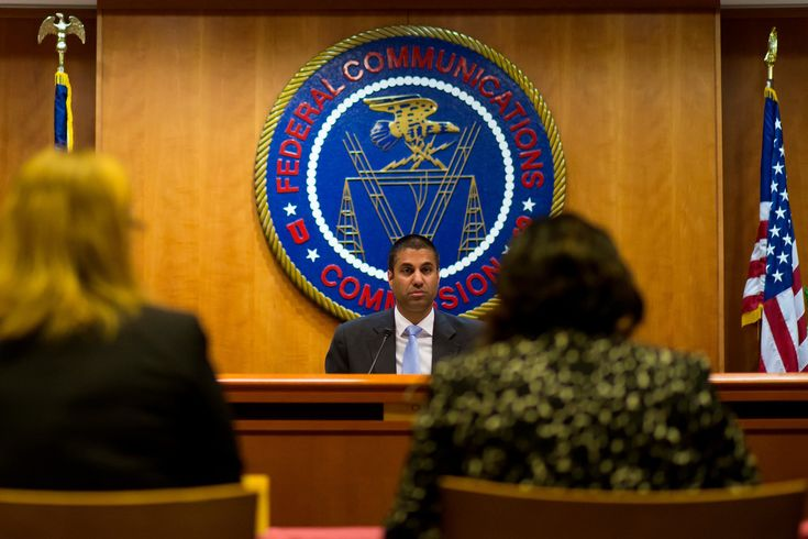 Ajit Pai Nears His Biggest Win With Net Neutrality Repeal