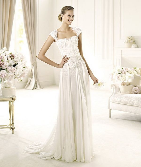 Elie by Elie Saab for Pronovias 2013 Wedding Dresses Collection