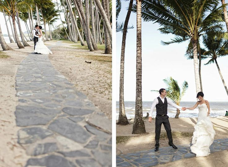 Memorable and exciting Palm Cove wedding accommodation. See more at http://www.fnqapartments.com/weddings-palm-cove/ #palmcoveweddings