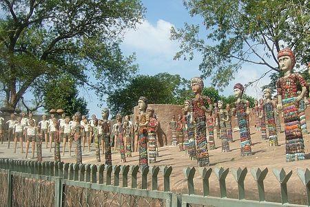 Rock Garden, Chandigrah, Punjab, India