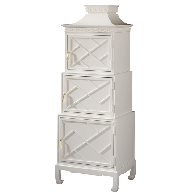 Lilly Pulitzer: Isadora Etagere