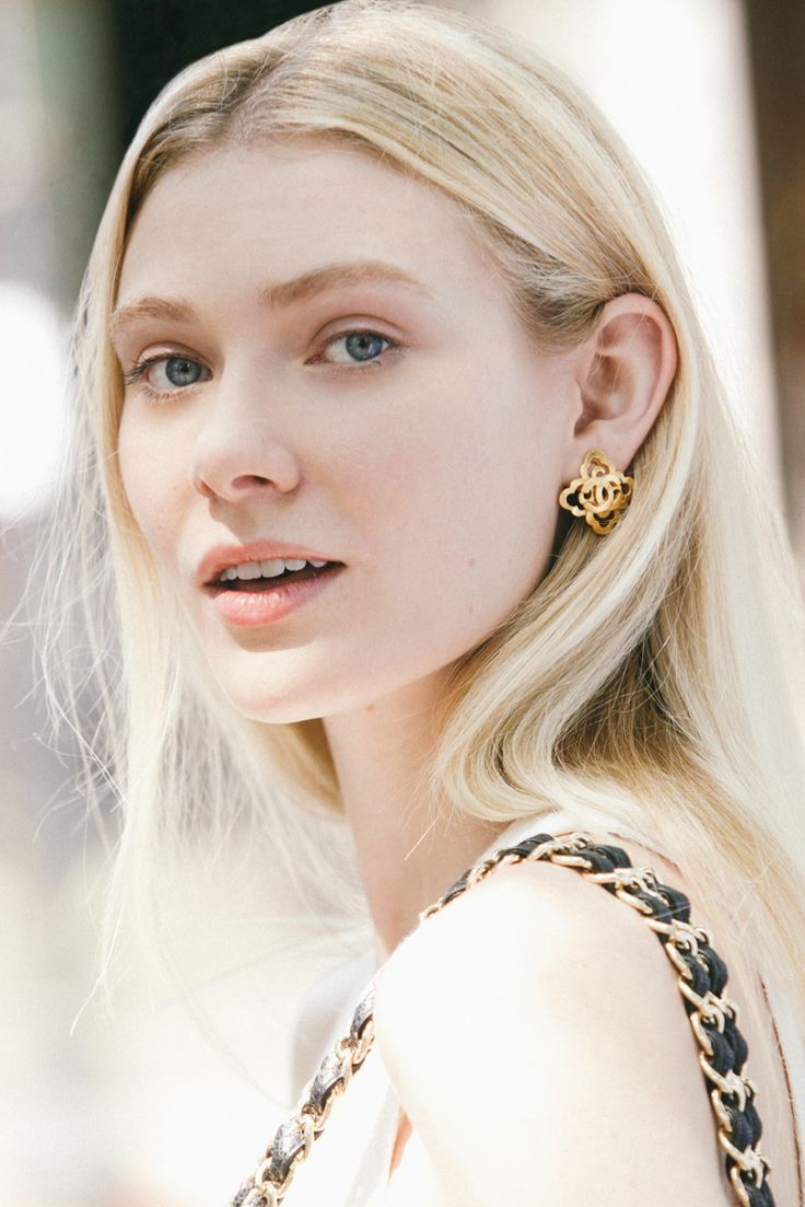 #Chanel earrings