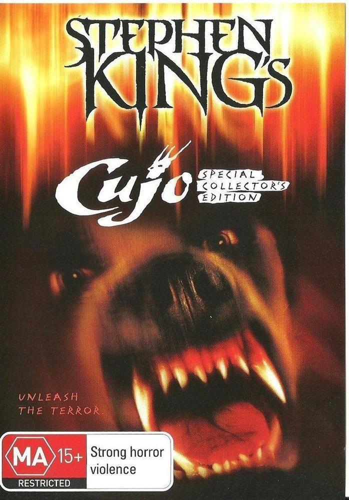 Cujo (DVD, 2011) New In Shrink Wrap. #DVD #Movies