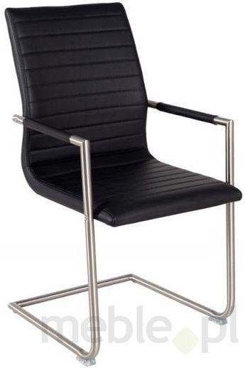559 Krzesło Richmond I czarne i35872, Invicta Interior - Meble