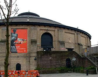The Roundhouse - Camden London