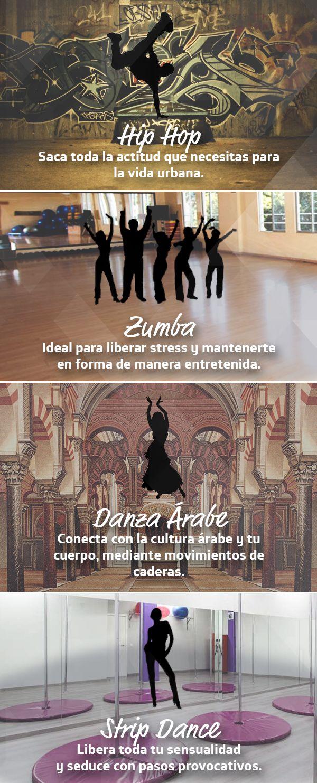 ¿Aburrido del gimnasio? Bailar es un excelente ejercicio para estar motivado y entretenido. Con app Club Movistar obtienes un 20% de dcto. en Escuela de Baile Rumba Chilena que ofrece variados estilos de danza. ¡A bailar!