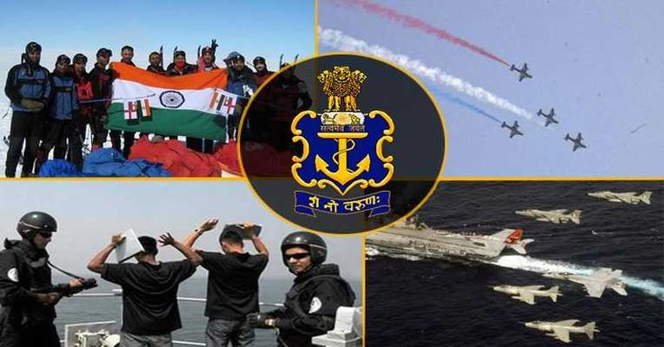 Indian Navy invited Applications from interested unmarried candidates under University Entry Scheme (UES), for course commencing June2018.