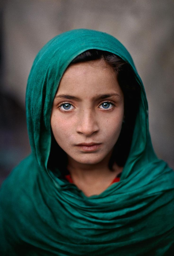 The Master of Portraits, Steve McCurry, Aghanistan 2002