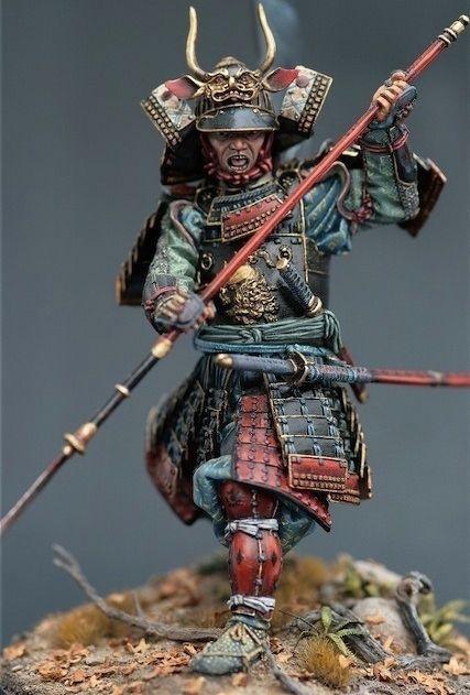 Real Samurai Warrior |...