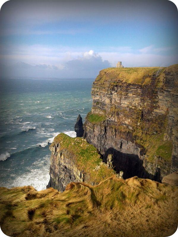 Irlandia, Cliffs of Moher :) więcej znajdziesz na: http://choca-loca.blogspot.com/