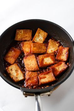 Sweet and Sour Tofu - Omnivore's Cookbook