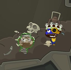 And I thought Poptropicans couldn't die....