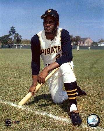 Roberto Clemente - Pittsburgh Pirates