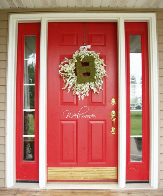 Front Door Address Vinyl Numbers   Yahoo Image Search Results