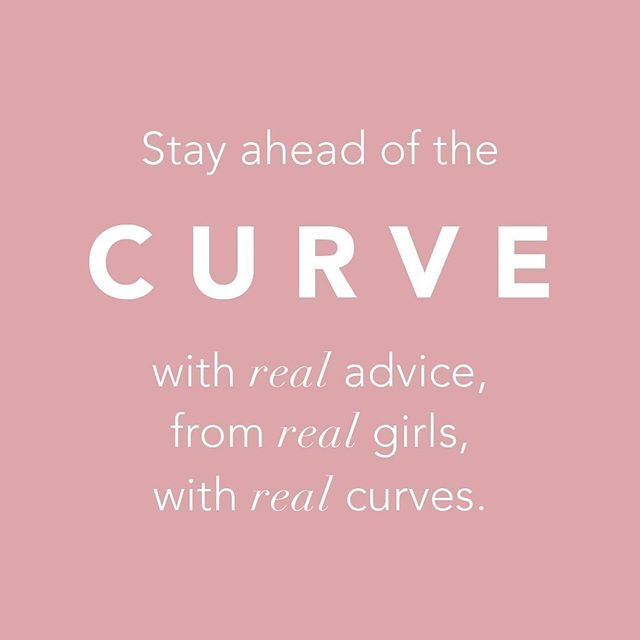 Team Curve - What advice do you want to hear from real women about fashion?