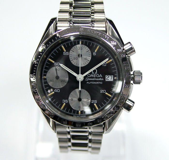 """Omega - Speedmaster - Unisex  De grootte van het geval: 39 mmWijzerplaat kleur: zwartArmband: staalDe lengte van de armband: 120 mmBQW Referentie: 30691Voorwaarde: uitstekend2 jaar BQW garantie""""Geverifieerd door BQ horloges van Londen.""""Het horloge zal worden zeer goed verpakt en verzonden met Fedex express volledig verzekerd.Alle inhoud inbegrepen worden weergegeven in de foto's. Geen instructie boekjes of andere documenten tenzij is op de bijgevoegde foto's.  EUR 1500.00  Meer informatie"""