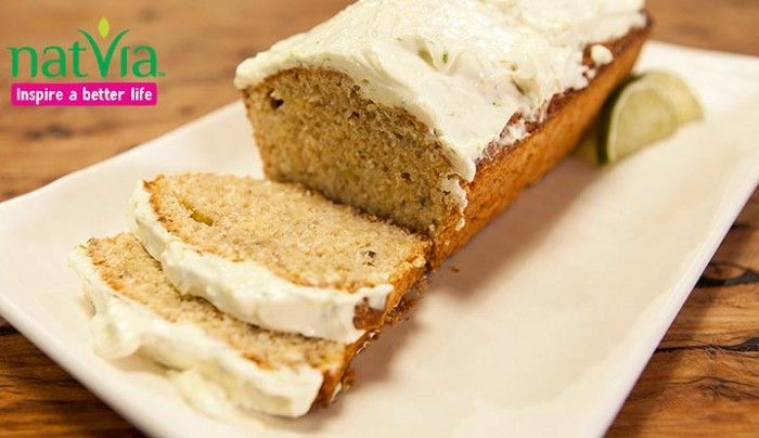 Coconut, Banana & Lime Cake
