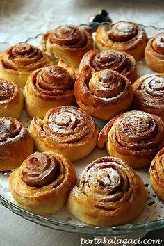 Turkish cinnamon buns??