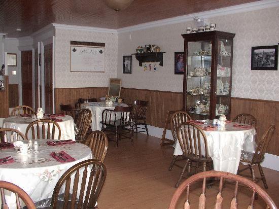 Mifflin's Tea Room, Bonavista