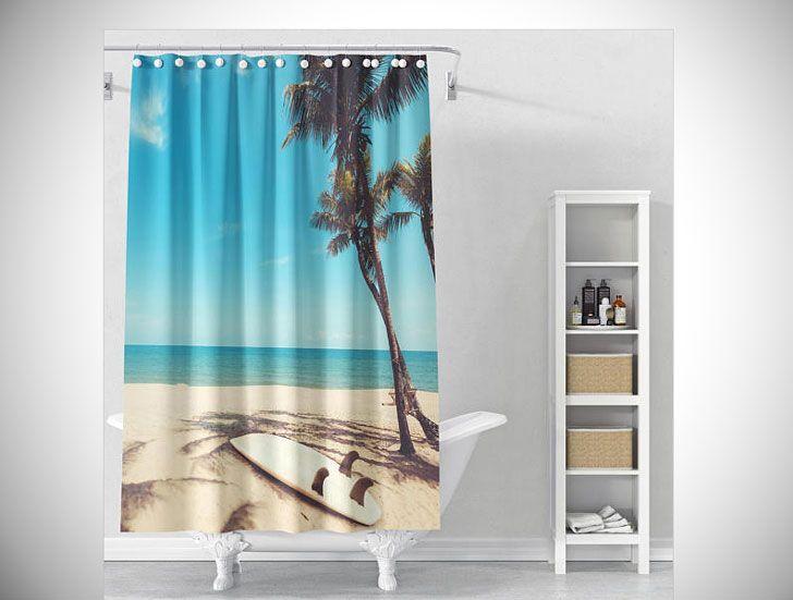 75 Coolest Shower Curtains For A Unique Bathroom Discover The Coolest Shower Curtains That Will Make Your Cool Shower Curtains Shower Curtain Unique Bathroom