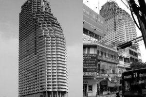 Wieżowiec-widmo straszy w centrum miasta