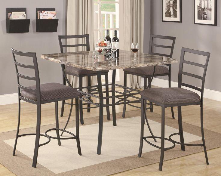 Round Bistro Kitchen Table