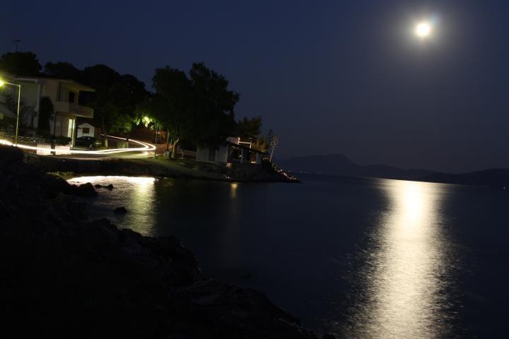 Romantic summer nights in Ermioni/Peloponnese!  www.ermionivillas.gr  www.facebook.com/ermionivillas