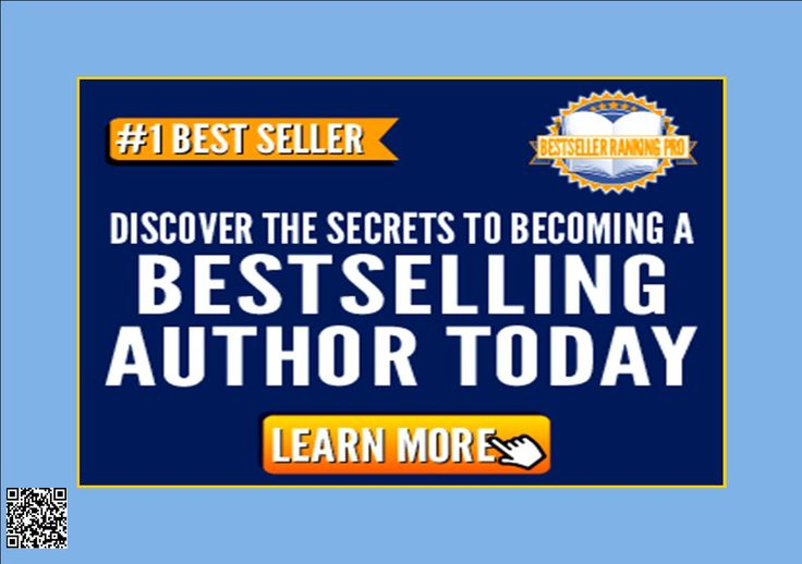 Discover the Little-Known Secrets a Select Few Bestselling Authors http://9cef94verb5vak145fwcso8n9w.hop.clickbank.net/?tid=ATKNP1023