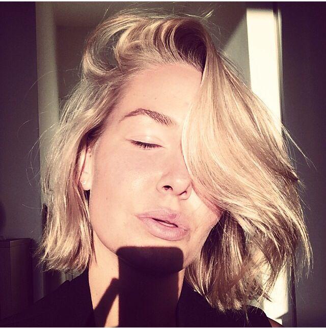 Lara Bingle x Hair Goals
