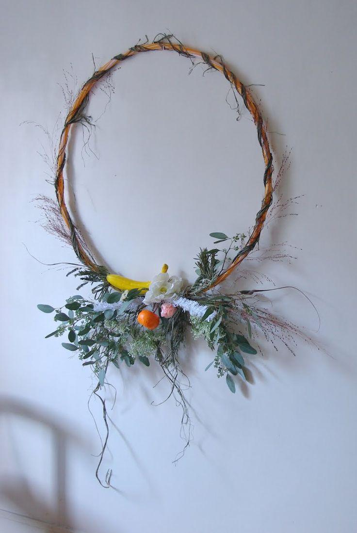 wreath.