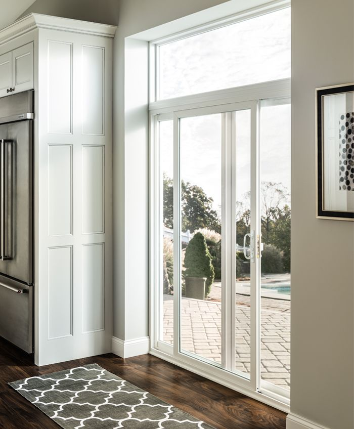 Fresh Look Sliding Patio Door Simonton Windows Doors Anderson Patio Doors Sliding Patio Doors Hinged Patio Doors