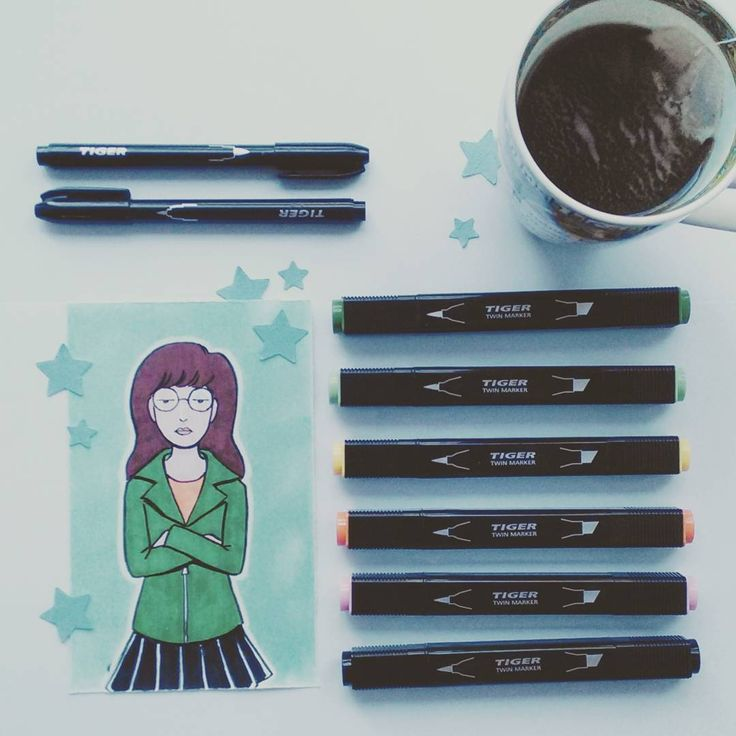 Daria Morgendorffer - by Ilaria Guinness ART https://www.facebook.com/TKPLips.manga/