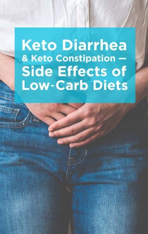 6 Possible Side Effects Of The Ketogenic Diet: Keto Diet Plans: Keto Diet Side Effects Diarrhea