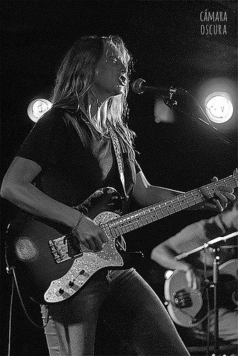 Live concert in Barcelona in Club Becool #lissie #lissiemusic #liveconcert2014
