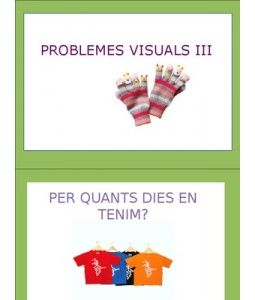 problemes visuals III