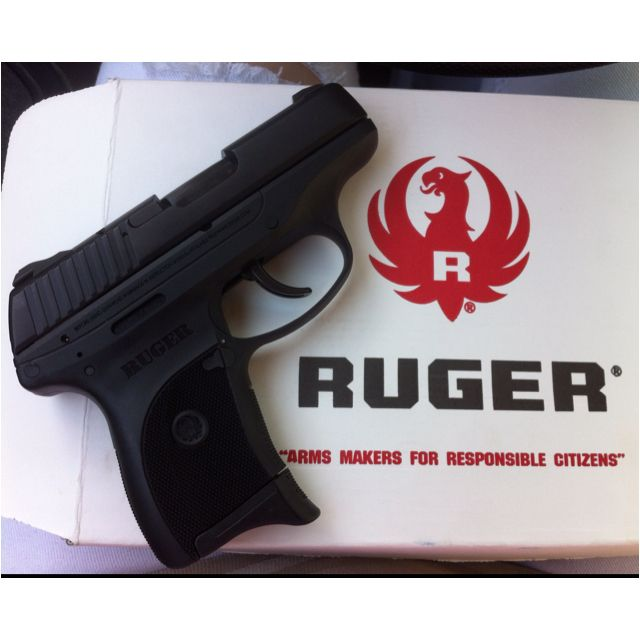 Ruger LC 9 - I own this 9 mm SA for Concealed Carry purposes (except in IL unfortunately) :((( Some Day!!!!