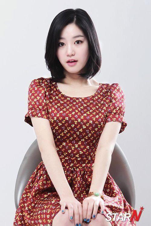 """Lee Yoo Bi - she work in """"Pinocchio"""""""