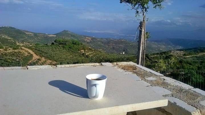 View from Rogdia Heraklion Crete