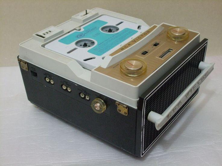RCA szalagos kazetta - Elektronika,tech,retro-hírportál