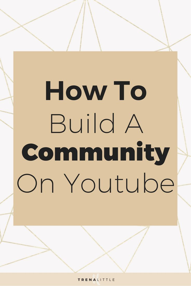 Building an online community is essential to your business growth.  One of most under utilized community building platforms is Youtube!  Learn how you can build your community on Youtube with zero subscribers!