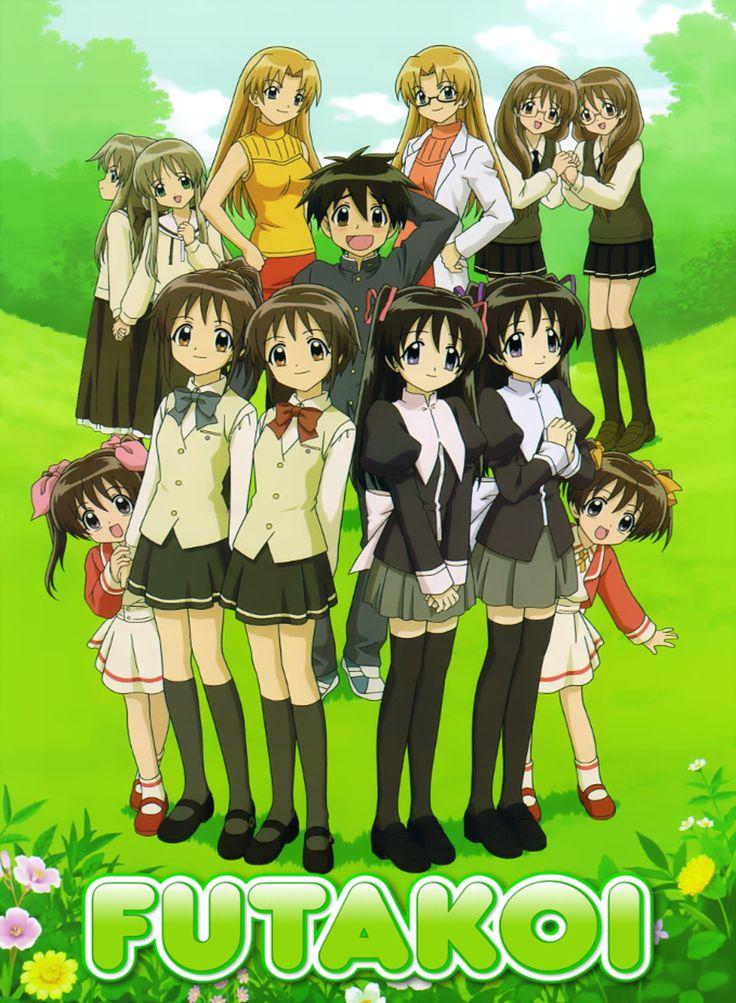 futakoi (With images) Anime, Anime harem, All episodes