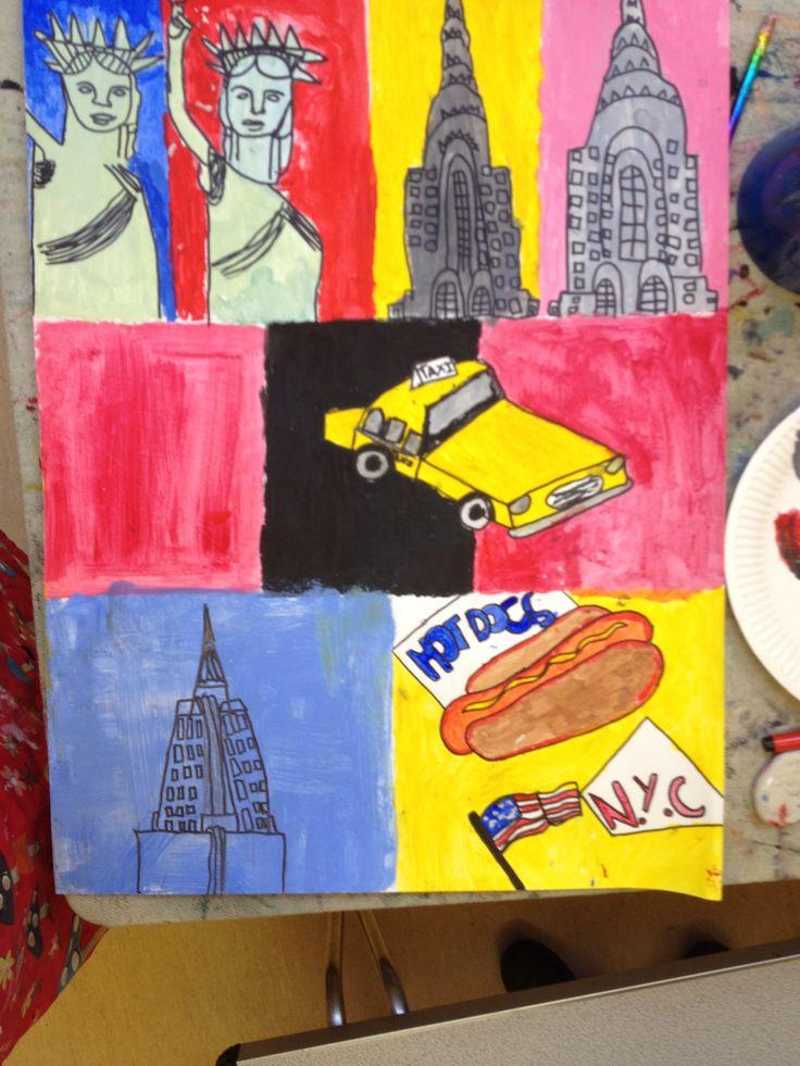 Warhol Project.