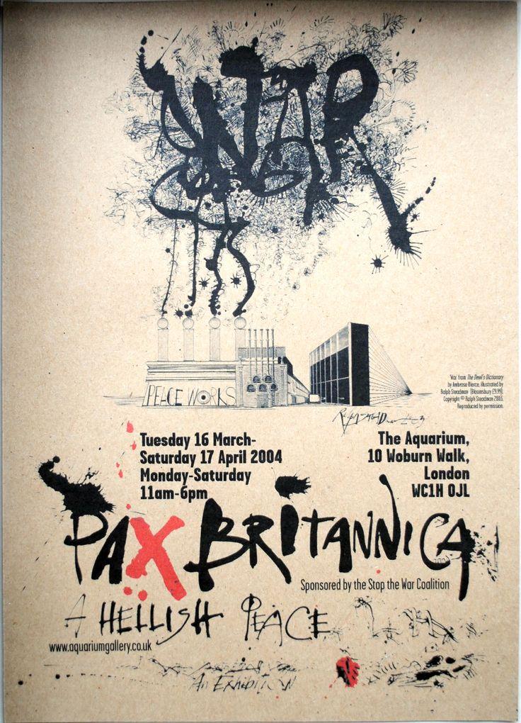 Pax Britannica by Banksy