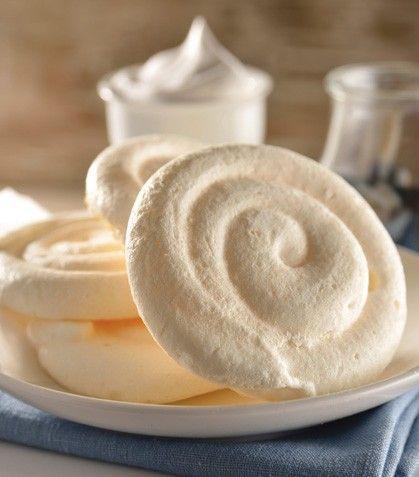 ¡Consiente a toda la familia con estos deliciosos merengues!