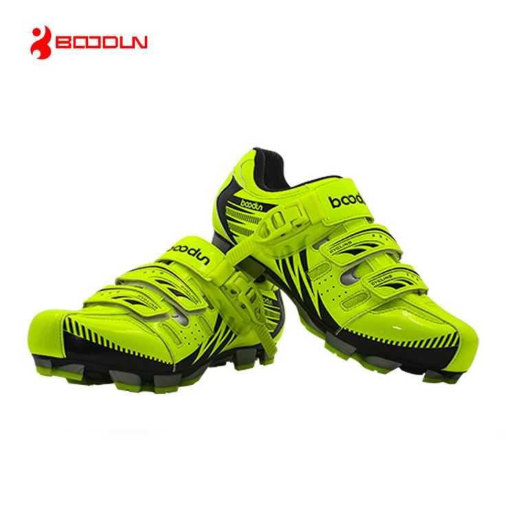 Zapatillas Mtb  Boodun New Professional Cycling Shoes Mtb Mountain Bike Bicycle Self-locking Non-slip Sapatos De Ciclismo