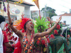Cacique Jaraguá e Pimentas do Reino fazem ensaio na Vila Madalena