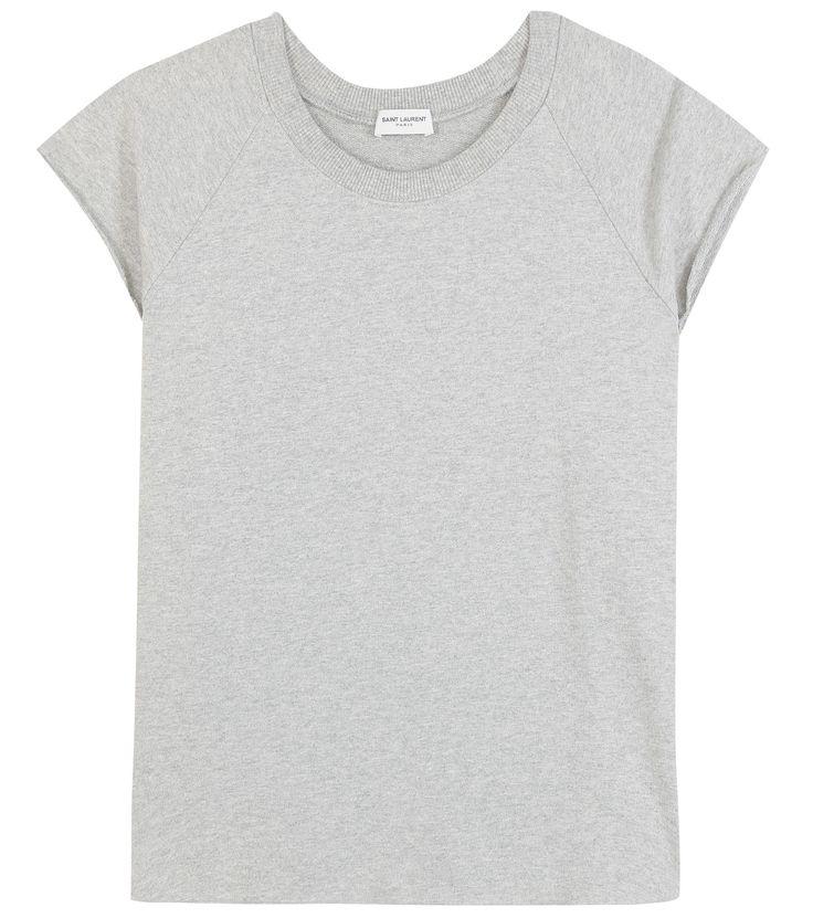 Saint Laurent - T-shirt en coton