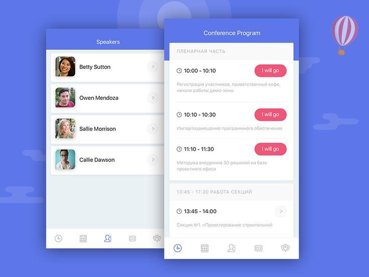Some screenshots of design what I create in smartum.pro