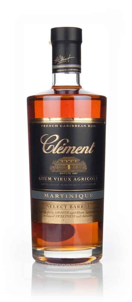 Clément Rhum Vieux Agricole - Select Barrel - Master of Malt