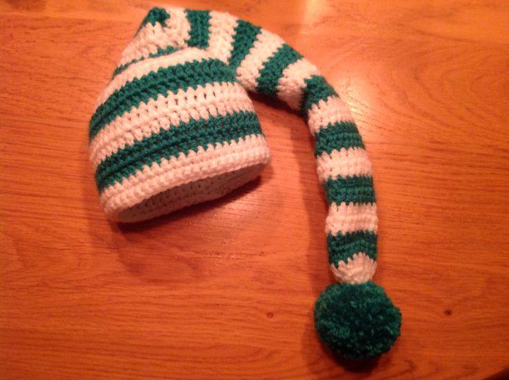 New Born elves hat